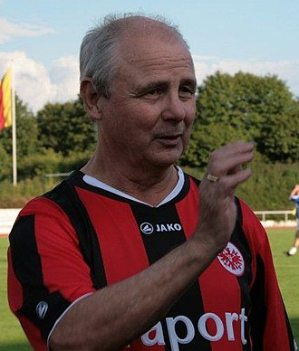 Bernd Hölzenbein - Bernd Hölzenbein in 2010