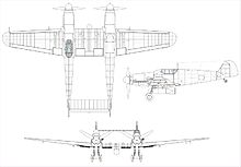 Messerschmitt Bf 109 variants - Wikipedia, the free encyclopedia
