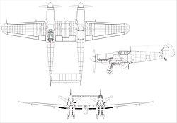 Messerschmitt Bf 109 Z-1