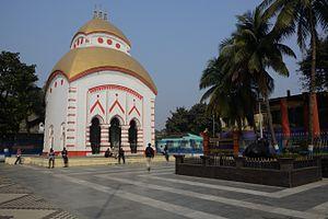 Kidderpore - Bhukailash Shiv Temple