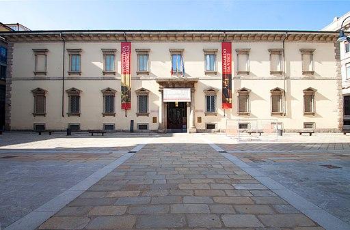 Biblioteca Ambrosiana - settembre 2013