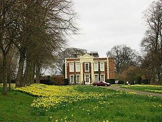 Biddick Hall (house)