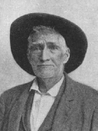 History of the Texas Ranger Division - Bigfoot Wallace.