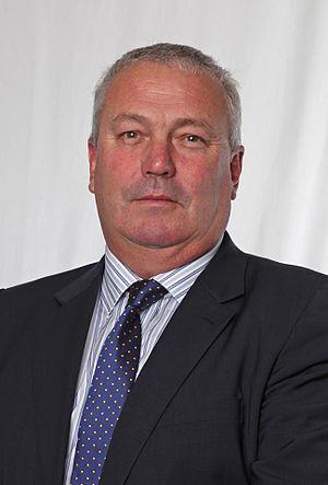 Bill Cashmore (politician) - Image: Bill Cashmore