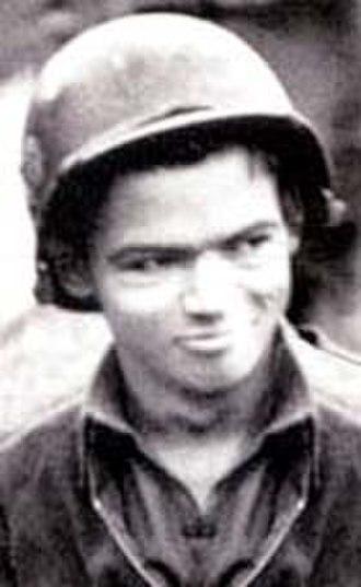 Bill Mauldin - Bill Mauldin in 1945