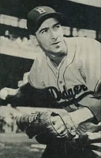 Billy Cox (baseball) American baseball player