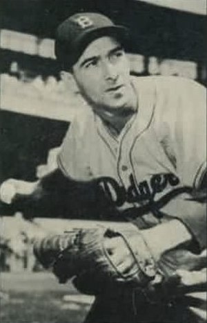 Billy Cox (baseball) - Cox in 1953