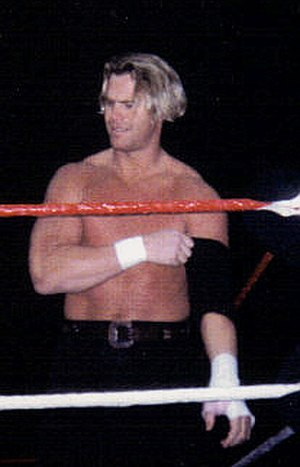 Billy Gunn - Sopp, as Billy Gunn, in 1996