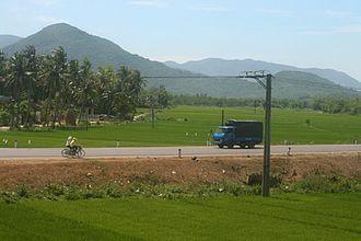 Bình Định Province - National Route 1A
