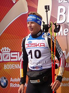 Birnbacher DM Biathlon 2015