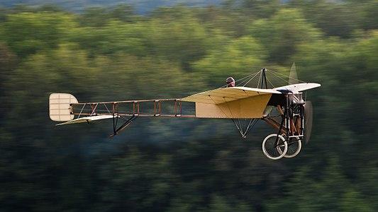 Mikael Carlson's Blériot XI/Thulin A 1910 (not a replica)