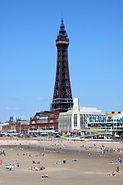Blackpool Tower general view