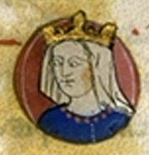 Blanche of France, Infanta of Castile - Image: Blanche of France (1253–1320)