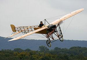 John Moisant - A renovated version of a Blériot XI, John Moisant's French-built aircraft of choice