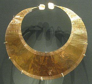Gold working in the Bronze Age British Isles