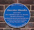 Blondin Plaque, Eastham Gardens.jpg