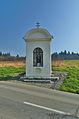 Boží muka u silnice mezi obcemi Křtiny a Březina, okres Brno-venkov.jpg