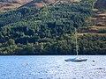 Boat on Loch Earn - geograph.org.uk - 1552947.jpg