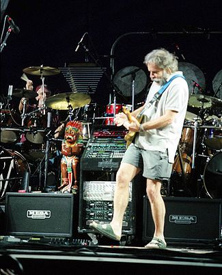a biography of the rock and roll band grateful dead Is rock 'n' roll dead waiting for the band, the grateful dead and the allman brothers rock 'n' roll as we know it was named in the mid.