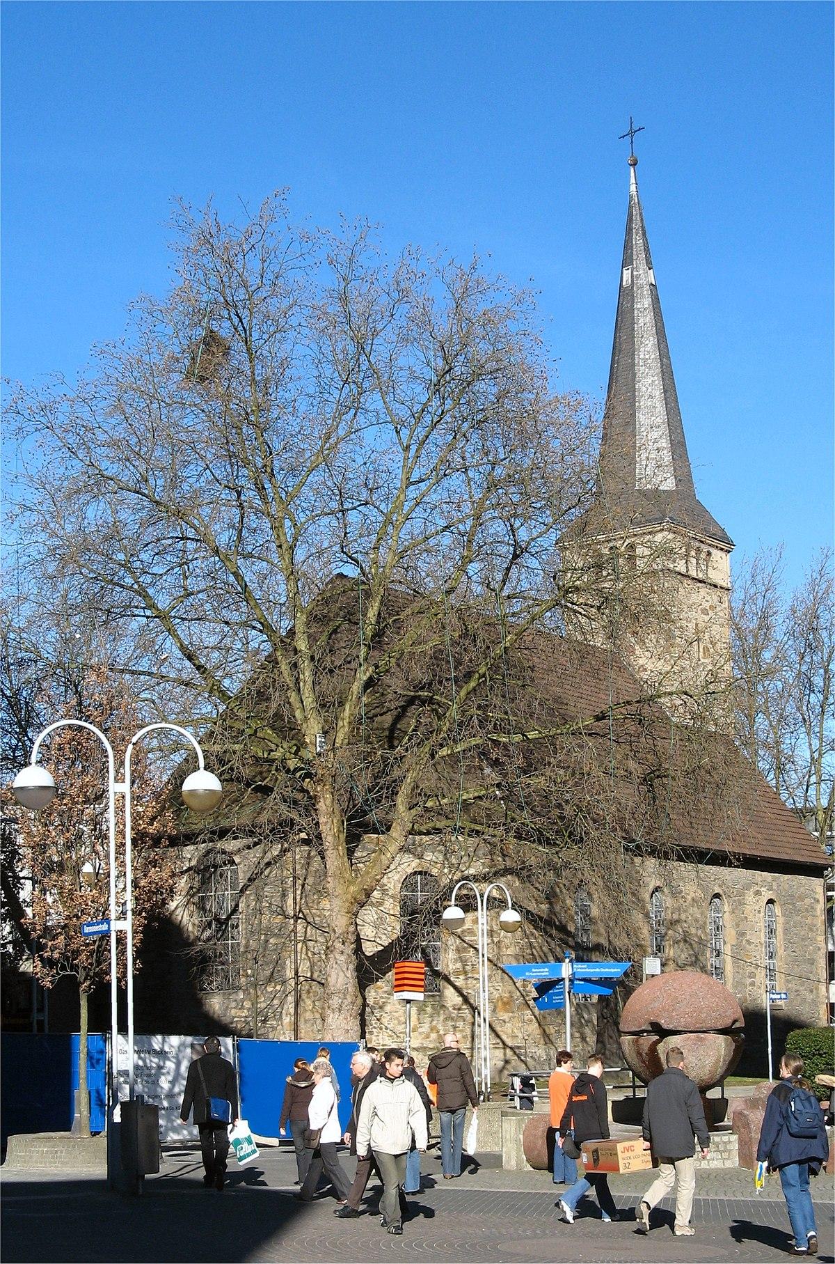 Evangelische Pauluskirche Bochum Wikipedia