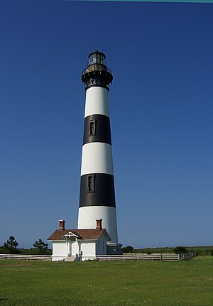 Paul J. Pelz - Image: Bodie Island Lighthouse, July 2007