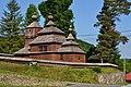 Bodruzal okres Svidnik Presovsky kraj-Temple of St Nicholas-1.jpg