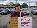 Boehner Constituent Who SupportsThe Public Option (3984148142).jpg