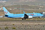 Boeing 737-804(w) 'SE-DZV' TUIfly Nordic (24870254766).jpg