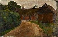 Boerderij, Piet Mondriaan, 1895.jpg