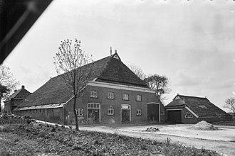 Biessum - Farm in 1965