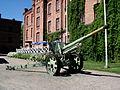 Bofors M34 105mm Gun Hameenlinna 6.jpg