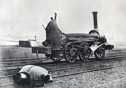 Steam locomotive - Wikiwand