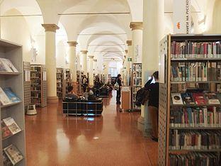 Bologna, Biblioteca Salaborsa