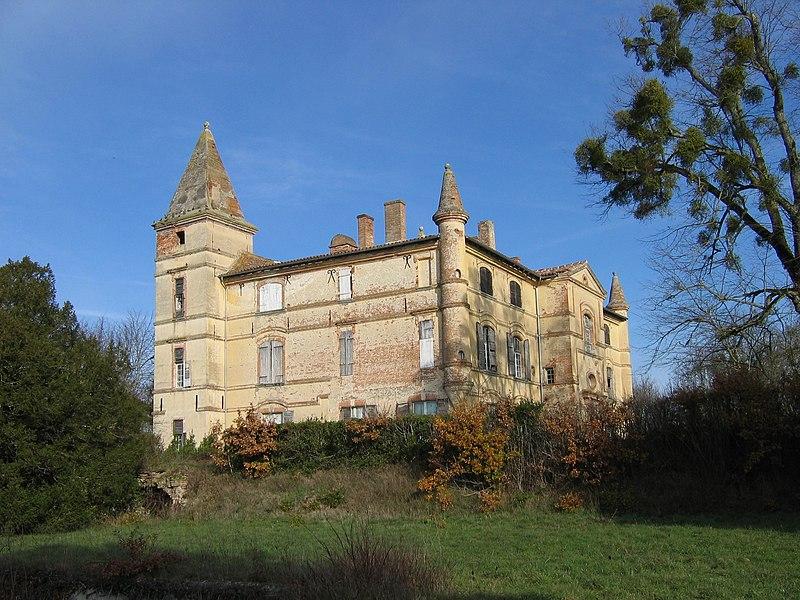 un château - ajonc- 2 août bravo snoopie 800px-Bonrepos_Chateau