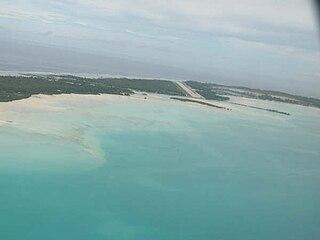 international airport in Kiribati