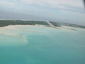 Bonriki International Airport - Image: Bonriki International Airport 2