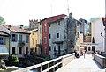 Borghetto (Valeggio sul Mincio), the Via Raffaelo Sanzio.JPG