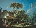 Boucher - Morning Scene, Barberini Gallery.jpg