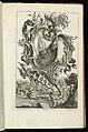 Bound Print, Cartouche with Plumetted Helm, Livre de Cartouches Irréguliers (Book of Irregular Cartouches), 1738 (CH 18238067).jpg
