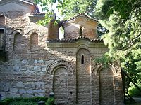 The Boyana Church is among the most precious monuments from the Bulgarian Empire