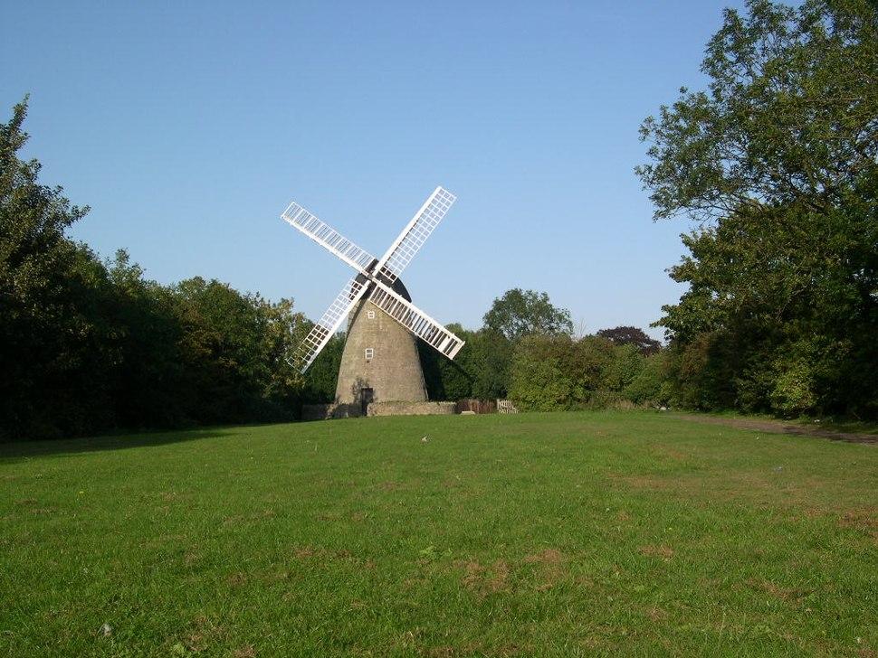 Bradwell-windmill