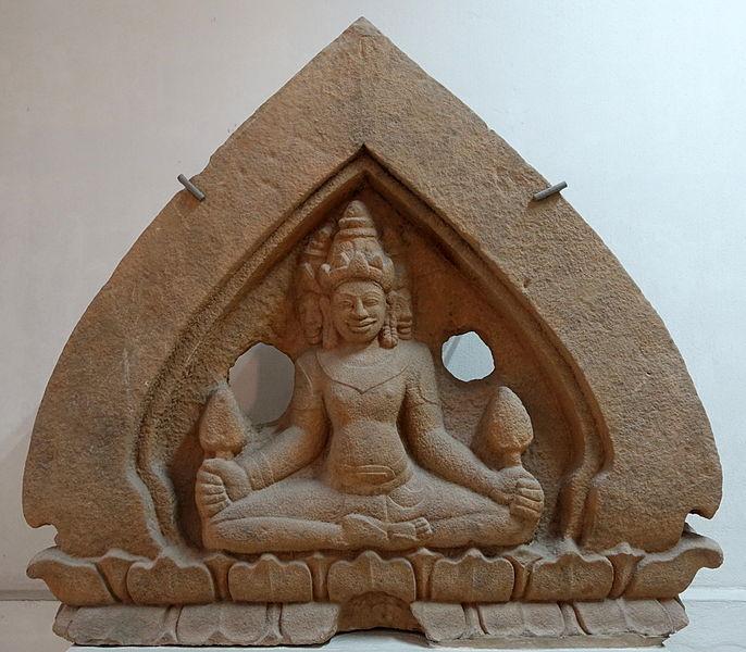 File:Brahma, Phu Hung, 11th-12th century, Quang Nam - Museum of Cham Sculpture - Danang, Vietnam - DSC01939.JPG