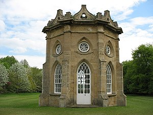 Bramham Park - The Gothic Temple