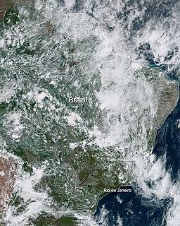 2020 Brazilian floods and mudslides Floods in Brazil