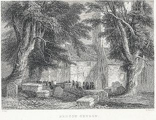 Brecon Church