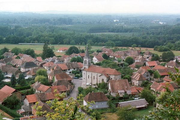 Photo de la ville Brégnier-Cordon