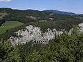 Breitenstein - Semmeringbahn - Weinzettelwand mit Weinzettelgalerie und -tunnels.jpg