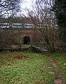 Bridges for Foot and Rail, Hornshurst Wood - geograph.org.uk - 647961.jpg