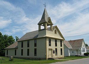 Bridport, Vermont - Bridport community hall