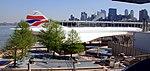 British Airways Concorde , Intrepid Sea, Air and Space Museum, New York. (46544078181).jpg
